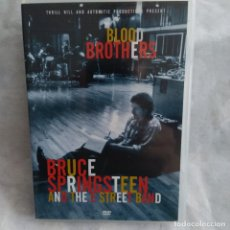 Vídeos y DVD Musicales: BRUCE SPRINGSTEEN AND THE E STREET BAND - BLOOD BROTHERS (DVD, PAL) (NM). Lote 217563446
