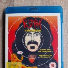 Vídeos e DVD Musicais: FRANK ZAPPA, ROXY THE MOVIE, BLU-RAY. Lote 217640396