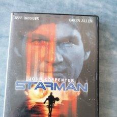 Vídeos y DVD Musicales: DVD STARMAN. Lote 217753433
