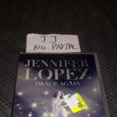 Vídeos y DVD Musicales: DVD MUSICAL JENNIFER LÓPEZ EDICIÓN FRANCESA FRANCIA EN INGLÉS PRECINTADO INEDITO EN TC. Lote 217755326