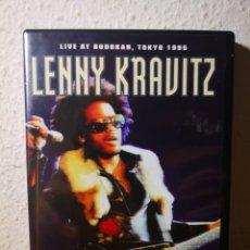 Vídeos y DVD Musicales: LENNY KRAVITZ - LIVE AT BUDLKAN, TOKYO 1995 - DVD RARO!. Lote 217960110