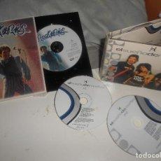 Vídeos y DVD Musicales: LOTE DVD MIGUEL RIOS ROCK & RIOS, REMASTERIZADO, EL SUEÑO DE MORFEO (DIGIPACK CON CD), SPAIN ROCK. Lote 218135840