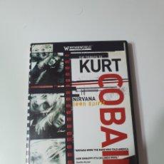 Vídeos y DVD Musicales: NIRVANA, TEEN SPIRIT, THE TRIBUTE TO KURT COBAIN.. Lote 218167540