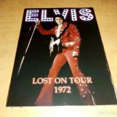 Vídeos y DVD Musicales: ELVIS PRESLEY DVD DIGIPACK 2005 ,LOST ON TOUR 1972 ROCK'N'ROLL - RARE ROCK'N'ROLL. Lote 218258875