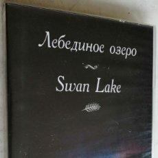 Vídeos y DVD Musicales: SWAN LAKE-Y. GRIGOROVICH. Lote 218263296