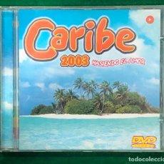 Vídeos y DVD Musicales: CARIBE 2003 - HACIENDO EL AMOR / DVD RF-1377 , PERFECTO ESTADO. Lote 218659807