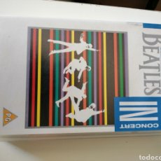 Vídeos y DVD Musicales: BEATLES THE COMPLEAT IN CONCERT VHS. Lote 218857100