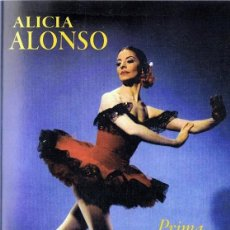 Vídeos y DVD Musicales: ALICIA ALONSO PRIMA BALLERINA ASSOLUTA. Lote 218951213