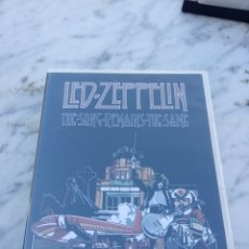 Vídeos y DVD Musicales: DVD LED ZEPPELIN THE SONG REMAINS THE SAME. Lote 218961840