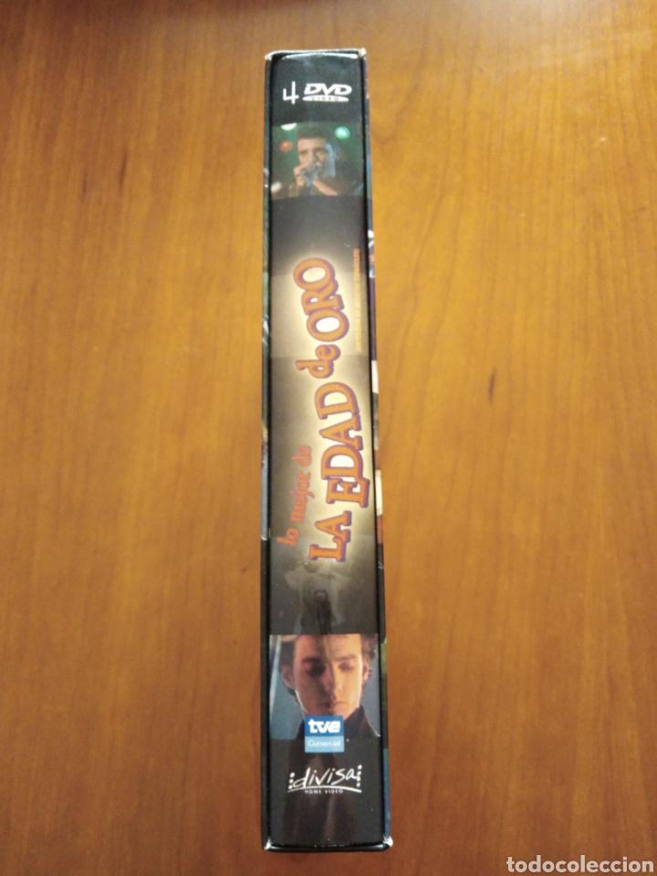Vídeos y DVD Musicales: Lo mejor de la edad de oro - 4 DVDs - - Foto 3 - 218972288