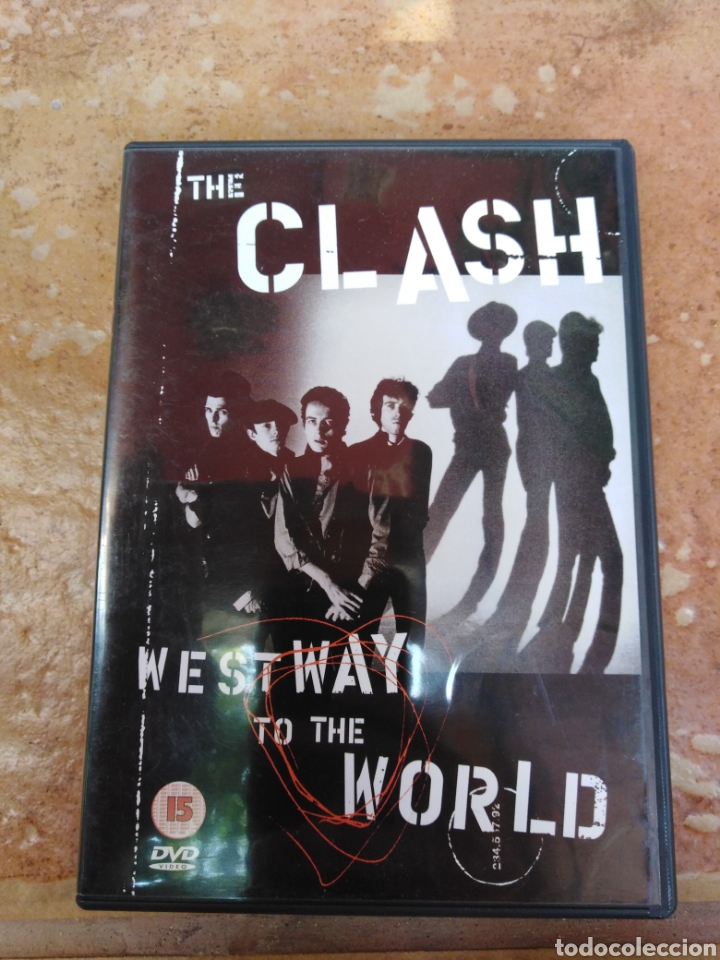 THE CLASH-WEST WAY TO THE WORLD (Música - Videos y DVD Musicales)