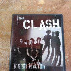 Vídeos y DVD Musicales: THE CLASH-WEST WAY TO THE WORLD. Lote 218975981