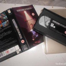 Vídeos y DVD Musicales: VHS PRETENDERS THE ISLE OF VIEW 1993 ACÚSTICO EN DIRECTO, WARNER, 70 MIN, DOLBY, NEW WAVE. Lote 218983480