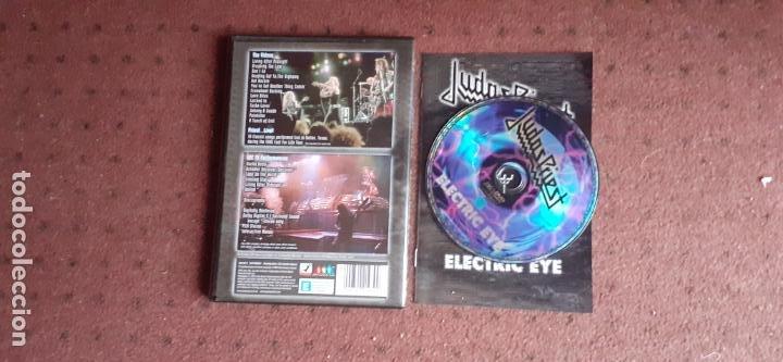 Vídeos y DVD Musicales: JUDAS PRIEST - ELECTRIC EYE - DVD - UK - SMV ENTERPRISE - INCLUYE LIBRITO - L - - Foto 2 - 218999405