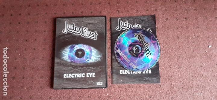 JUDAS PRIEST - ELECTRIC EYE - DVD - UK - SMV ENTERPRISE - INCLUYE LIBRITO - L - (Música - Videos y DVD Musicales)