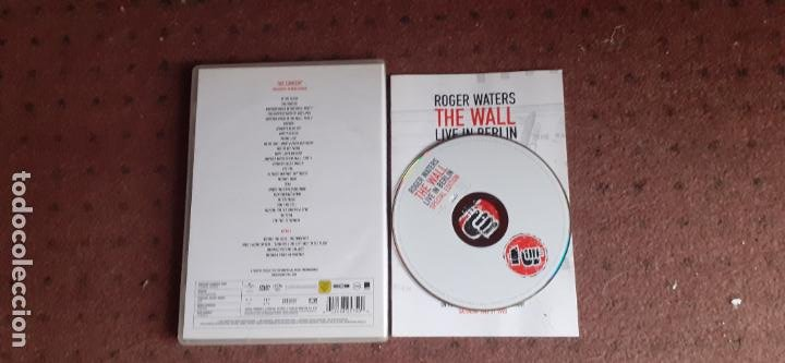 Vídeos y DVD Musicales: ROGER WATERS - THE WALL LIVE IN BERLIN - DVD - EUROPA - UNIVERSAL - INCLUYE LIBRITO - L - Foto 2 - 218999660