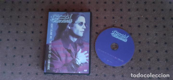 OZZY OSBOURNE - DON´T BLAME ME / THE TALESOF OZZY OSBOURNE - DVD - GERMANY - EPIC - L - (Música - Videos y DVD Musicales)