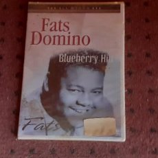 Vídeos y DVD Musicales: FATS DOMINO - BLUEBERRY HILL IN CONCERT - EUROPA - ALL STARS - L -. Lote 219000450