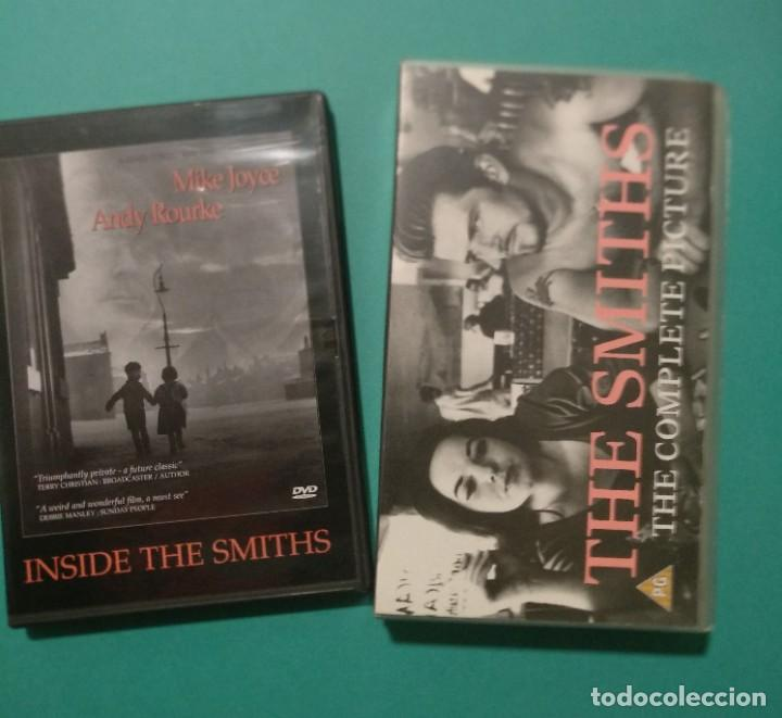 THE SMITHS. DOCUMENTAL Y TODOS LOS VIDEOCLIPS. VHS + DVD (Música - Videos y DVD Musicales)