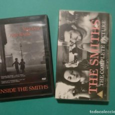 Vídeos y DVD Musicales: THE SMITHS. DOCUMENTAL Y TODOS LOS VIDEOCLIPS. VHS + DVD. Lote 219030213
