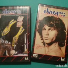 """Vídeos y DVD Musicales: THE DOORS. """"AT THE HOLLYWOOD BOWL"""" + """"CLASSIC PERFORMANCES & GREATEST HITS"""". Lote 219030295"""