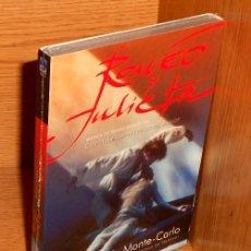 Vídeos y DVD Musicales: ROMEO Y JULIETA. LES BALLETS DE MONTE-CARLO. DVD. NUEVO. PRECINTADO.. Lote 219102523