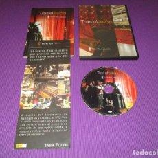 Vídeos y DVD Musicales: TRAS EL TELON ( TEATRO REAL / 10 AÑOS ) - DVD. Lote 219423057
