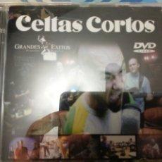 Vídeos y DVD Musicales: CELTAS CORTOS. DVD. Lote 219598841