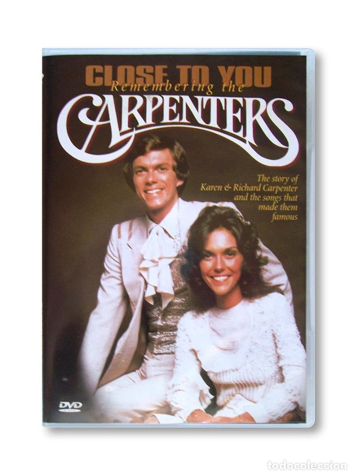 DVD ''CLOSE TO YOU - REMEMBERING THE CARPENTERS'' (Música - Videos y DVD Musicales)