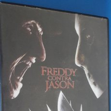 Video e DVD Musicali: DVD / FREDDY CONTRA JASON, RONNY YOU, COMO NUEVA, CAJA NORMAL (2 DVDS). Lote 221526101