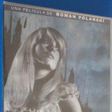 Vídeos y DVD Musicales: DVD / REPULSIÓN, ROMAN POLANSKI, NUEVA Y PRECINTADA, CAJA NORMAL. Lote 221537201
