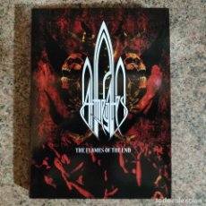 Vídeos y DVD Musicales: AT THE GATES - THE FLAMES OF THE END DVD. Lote 221716811