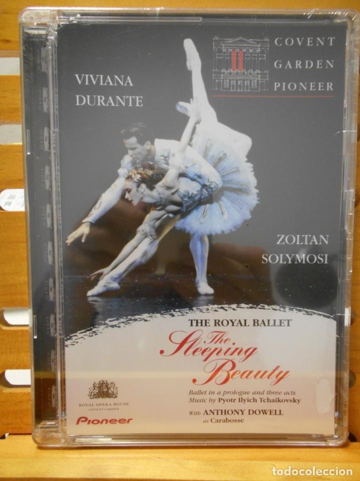 THE SLEEPING BEAUTY. LA BELLA DURMIENTE. THE ROYAL BALLET. DVD NUEVO A ESTRENAR. COVENT GARDEN PIONE (Música - Videos y DVD Musicales)