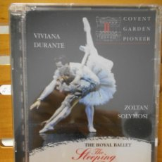 Vídeos y DVD Musicales: THE SLEEPING BEAUTY. LA BELLA DURMIENTE. THE ROYAL BALLET. DVD NUEVO A ESTRENAR. COVENT GARDEN PIONE. Lote 222050183