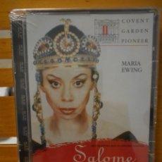 Vídeos y DVD Musicales: SALOME. DVD DE LA OPERA DE RICHARD STRAUSS. COVENT GARDEN PIONEER. ROYAL OPERA COVENT GARDEN. NUEVO. Lote 222052291