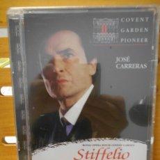 Vídeos y DVD Musicales: STIFFELIO. DVD DE LA OPERA DE GIUSEPPE VERDI. ROYAL OPERA HOUSE COVENT GARDEN. NUEVO A ESTRENAR. COV. Lote 222052838