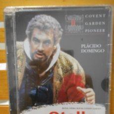 Vídeos y DVD Musicales: OTELLO. DVD DE LA OPERA DE GIUSEPPE VERDI. ROYAL OPERA HOUSE COVENT GARDEN. 4 ACTOS. COVENT GARDEN P. Lote 222053410