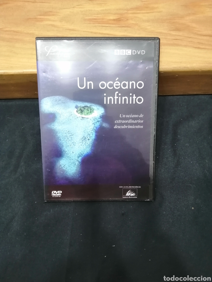 DOCUMENTAL OCEÀNOS (Música - Videos y DVD Musicales)