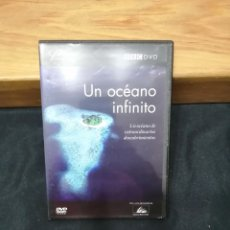 Vídeos y DVD Musicales: DOCUMENTAL OCEÀNOS. Lote 222095772