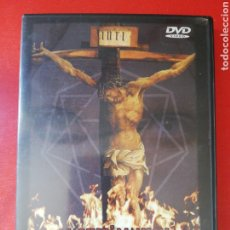 Vídeos y DVD Musicales: DVD MARILYN MANSON AND THE SPOOKY KIDS - BIRTH OF THE ANTICHRIST (2000). Lote 222317080
