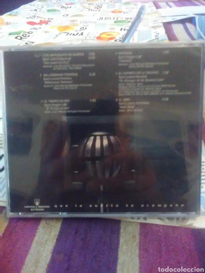 Vídeos y DVD Musicales: CD MÚSICA AÑO 2000.LOTERÍA DE NAVIDAD. - Foto 2 - 223620983