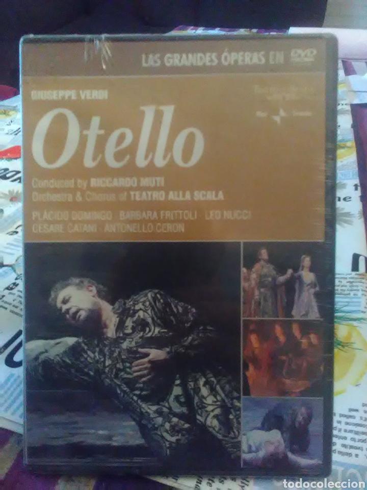 Vídeos y DVD Musicales: OTELO SIN ESTRENAR. - Foto 3 - 223621926