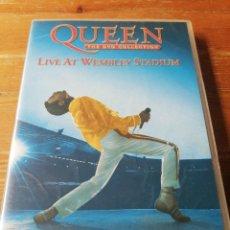 Vidéos y DVD Musicaux: QUEEN. LIVE AT WEMBLEY STADIUM.. Lote 223907757