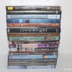 Vidéos y DVD Musicaux: LOTE DE 16 DVD´S-PRECINTADOS. Lote 225108195