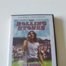 Vídeos y DVD Musicales: THE ROLLING STONES IN THE PARK ( 1969 ABC 2003 ) NUEVO PRECINTADO 53 MINUTOS. Lote 225492170