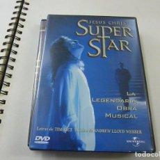 Vídeos y DVD Musicales: JESUS CHRIST SUPER STAR - ANDREW LLOYD WEBBER - DVD -N 2. Lote 225503575