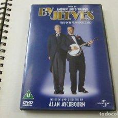 Vídeos y DVD Musicales: BY JEEVES - ALAN AYCKBOURN- ANDREW LLOYD WEBBER -DVD - N 2. Lote 225507330