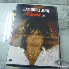 Vídeos y DVD Musicales: JEAN MICHEL JARRE - SOLIDARNOSC LIVE -DVD - N 2. Lote 225560051