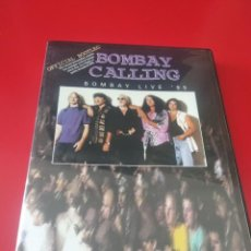 Vídeos y DVD Musicales: DEEP PURPLE BOMBAY LIVE '95 BOMBAY GALLING. Lote 225982140