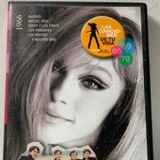 Vidéos y DVD Musicaux: LAS CANCIONES DE TU VIDA , CANCIONES DE LOS 60 A LOS 80···· MASSIEL , MIGUEL RIOS , LOS BRAVOS .. Lote 228002805
